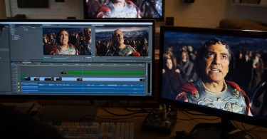 editing hail caesar and deadpool in premiere pro