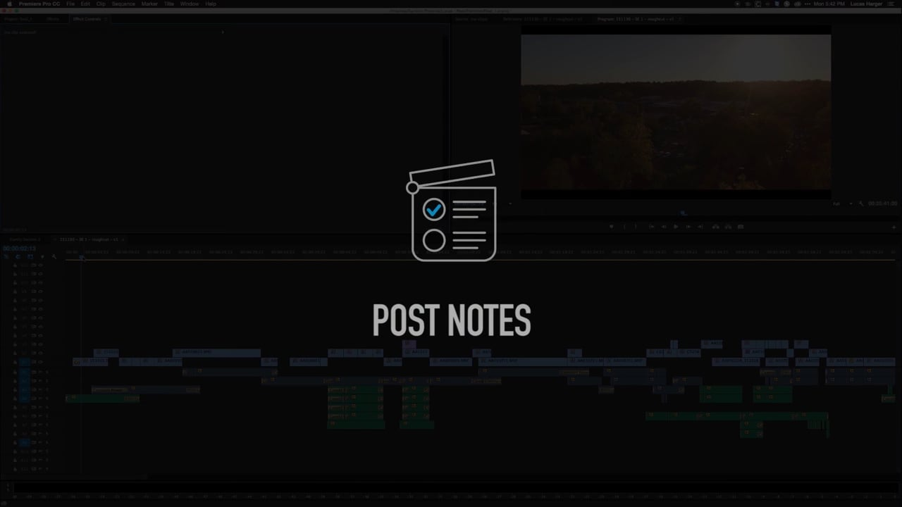 Tools and Tutorials for Premiere Pro | Jonny Elwyn - Film Editor