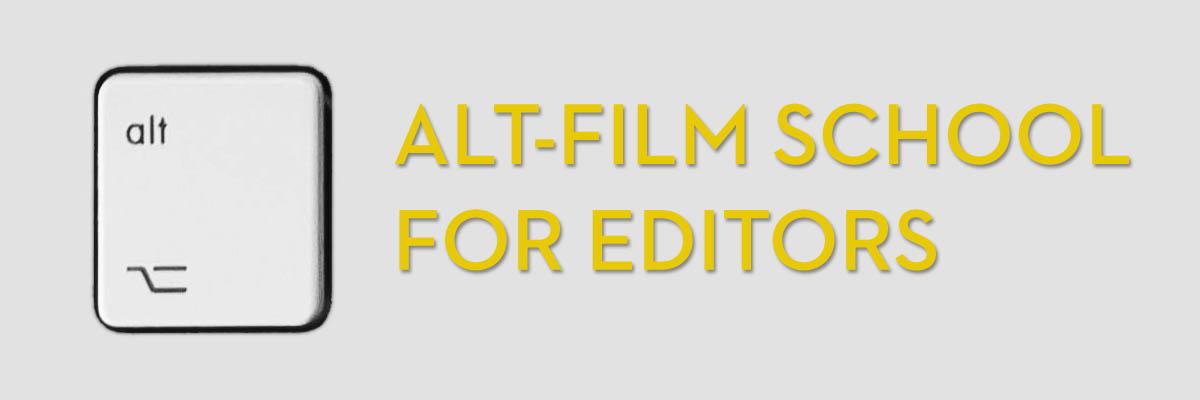 free film school for film editing