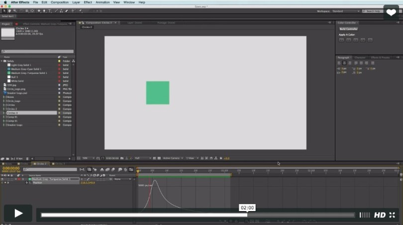better animations in after effects