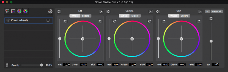 FCPX color finale pro review