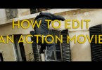how to edit an action movie
