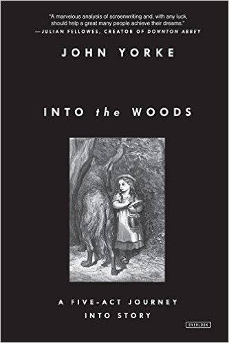 Into the woods story books for film editors