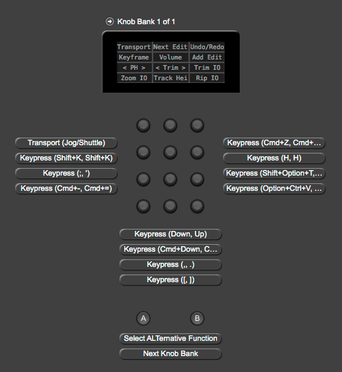 customising tangent wave2 controls