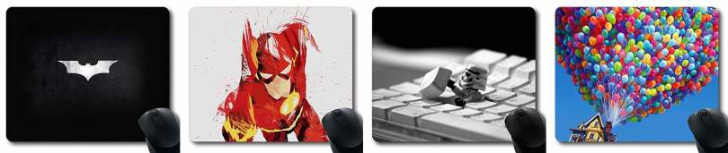 best film themed mouse mats for editing