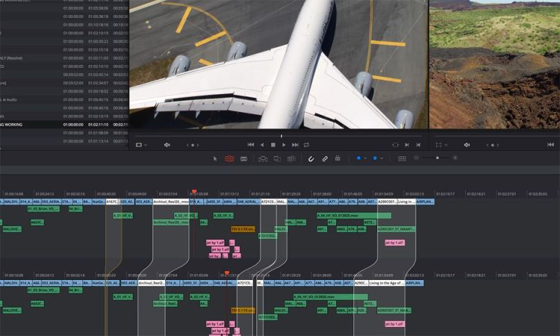 DaVinci Resolve 14 New Features | Jonny Elwyn - Film Editor