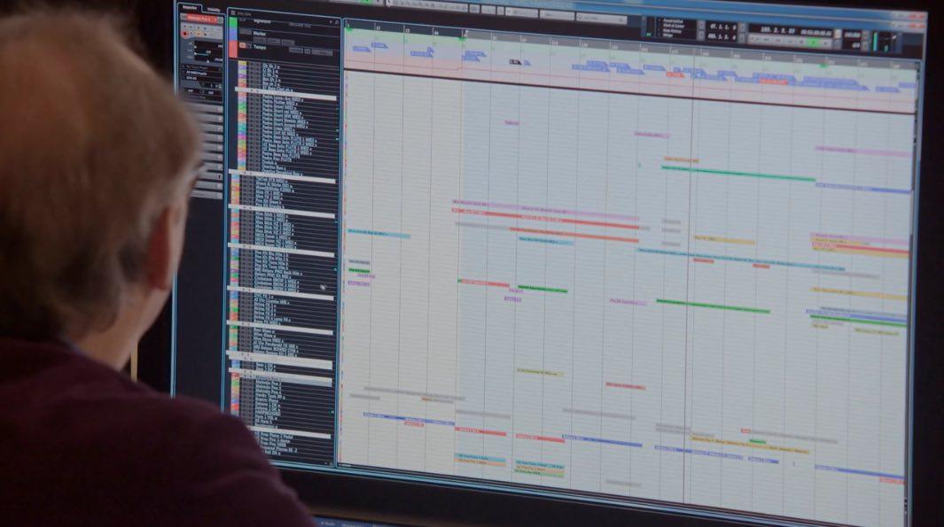 Hans Zimmer composing masterclass