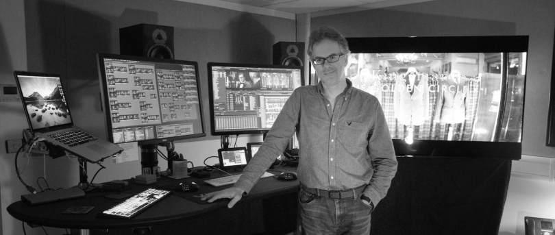 Film Editors In Edit Suites Jonny Elwyn Film Editor