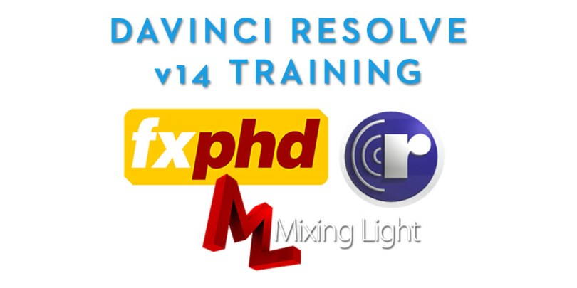 Davinci Resolve 14 training reviewed