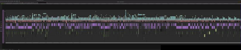 Film Editing Pro Trailer Course Timeline