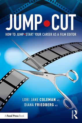 Jump Cut Editing Books