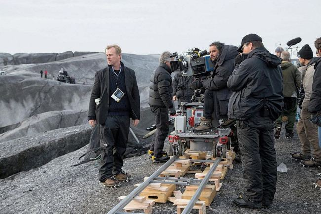 Shooting Interstellar