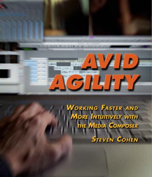 Avid Media Composer Training books
