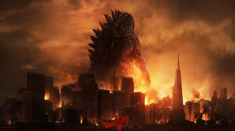 Godzilla making of