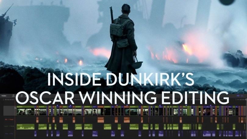 Inside Dunkirks Oscar Winning Editing