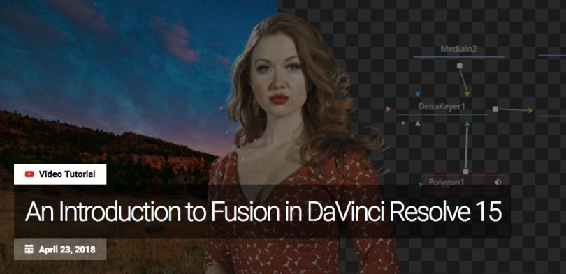 using fusion as a colorist