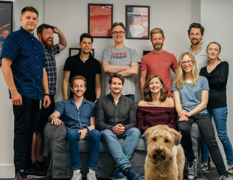 Mission Impossible Editing Team Photo