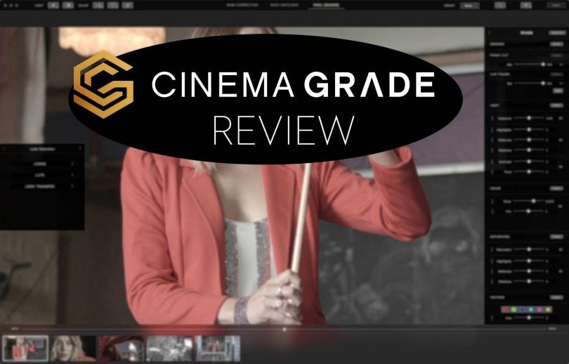 Cinema Grade Colour Grading Central Review