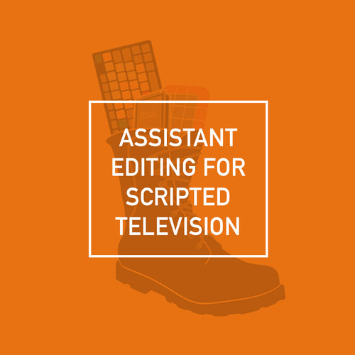 how to be an assistant editor for reality TV