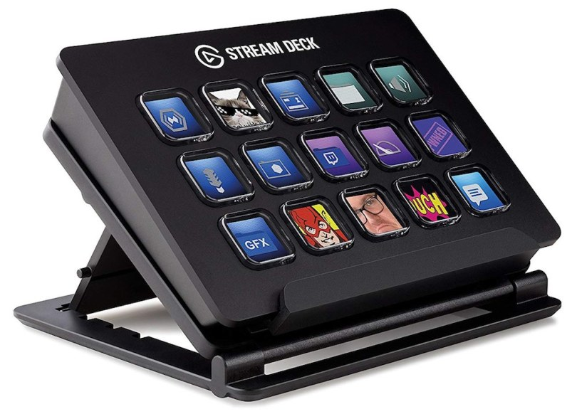 using a stream deck for video editing