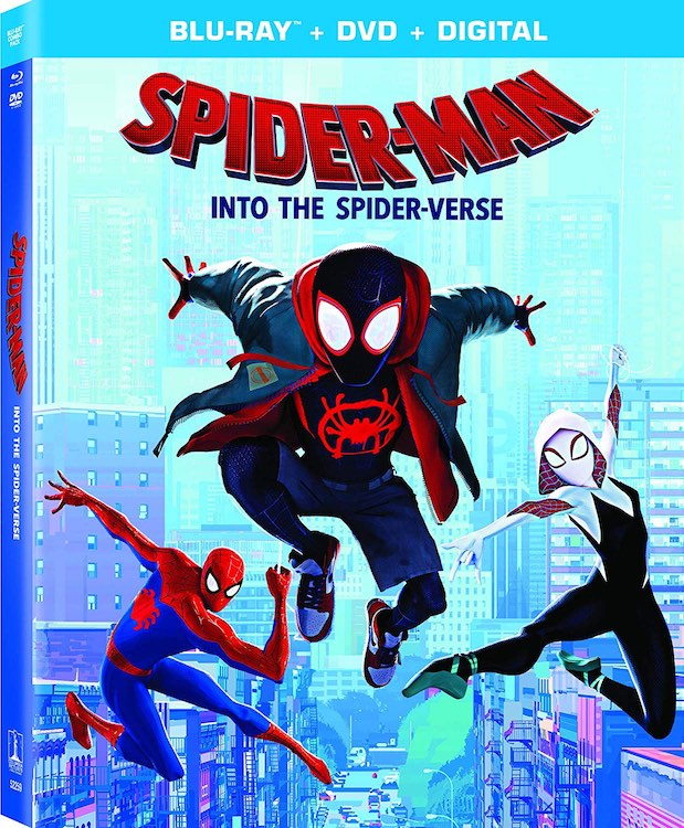 Spider-Man: Into the Spider-Verse Special Features