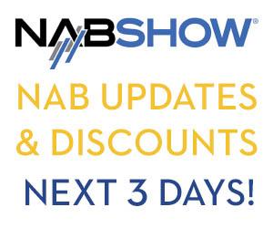 NAB 2019 sales
