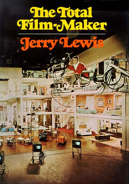 Jerry Lewis The Total Filmmaker Book