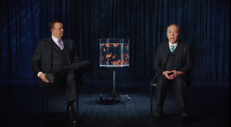 Detailed review of Penn and Teller Masterclass.com course