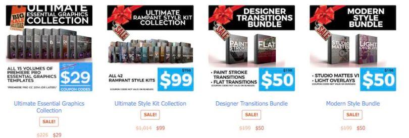 Rampant Design tools sale