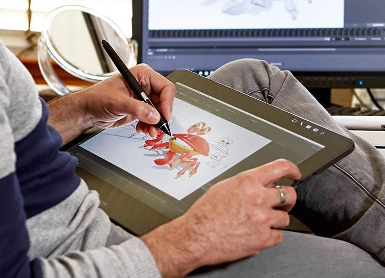 Wacom Cintiq Pro 16 for film editing