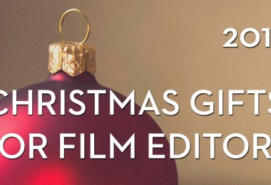 best christmas gifts for film editors