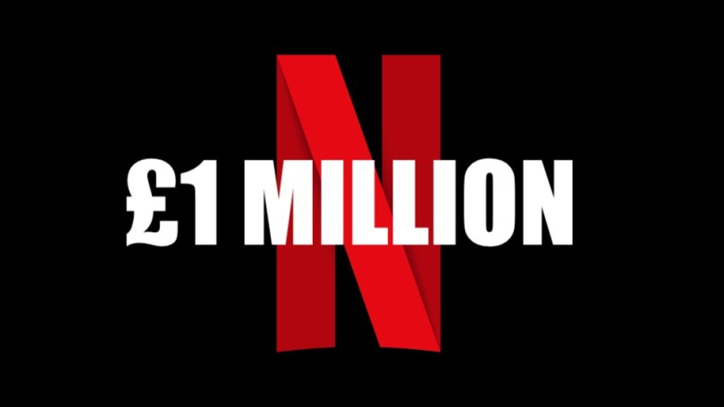 netflix 1 million uk support fund
