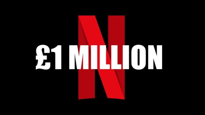 netflix 1 million uk support fund