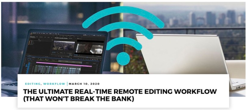 real-time remote collaborative editing