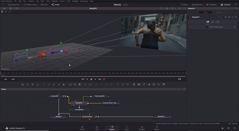 LowePost Fusion Visual Effects training reviewed