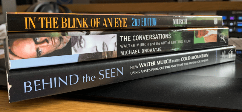 The best books on film editor walter murch