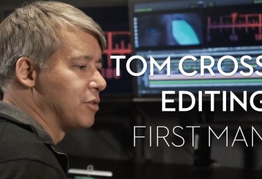 Editing First Man with Tom Cross