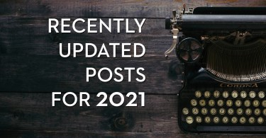 updated film editing posts for 2021