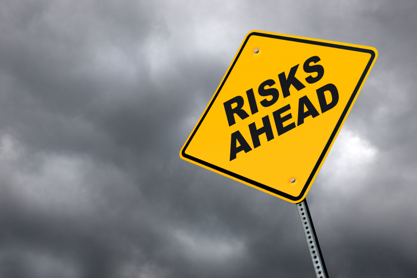 Risk? What risk?…