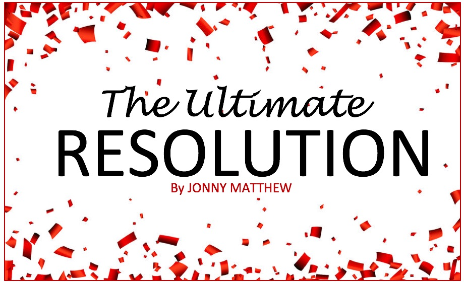 The Ultimate Resolution