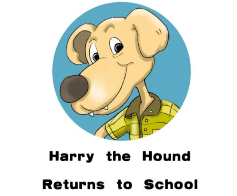 Harry The Hound Returns to School – book review