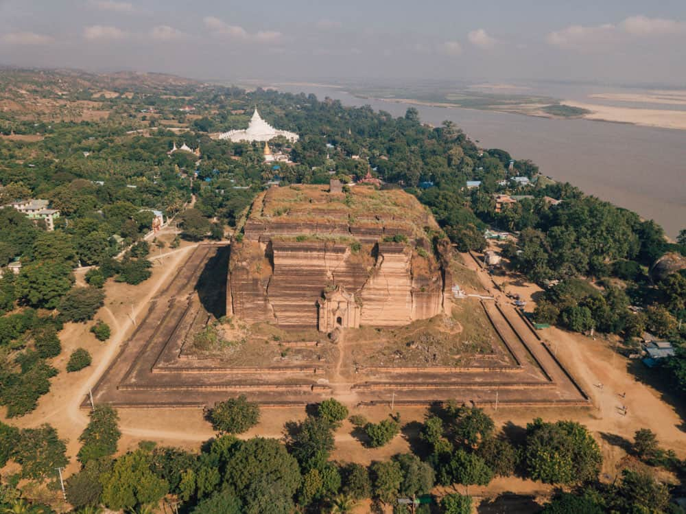 things to do in mandalay, what to do in mandalay, places to visit in mandalay, mandalay what to do, mandalay myanmar points of interest, mandalay burma, mandalay hill, mandalay temple, mingun pagoda, mingun pahtodawgyi, mingun bell