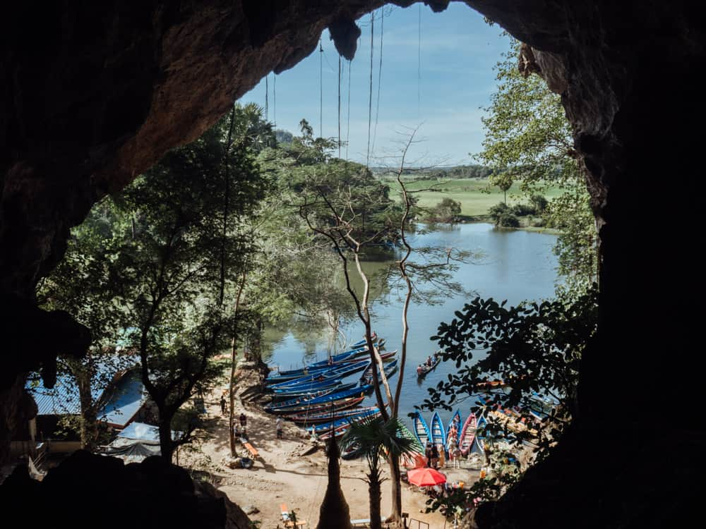 sadan cave hpa an, sadan cave, saddan cave, sadar cave, things to do in hpa an