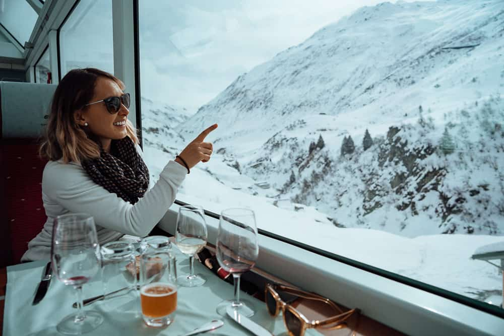 glacier express, switzerland itinerary, glacier express switzerland