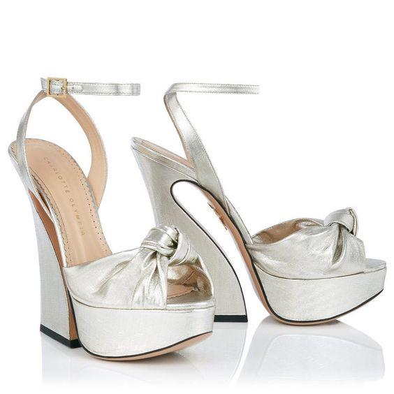Charlotte Olympia Vreeland Sandals