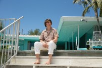 """This photo provided by Roadside Attractions shows, Paul Dano, as Brian Wilson, in a scene from the film, """"Love & Mercy."""" (Francois Duhamel/Roadside Attractions via AP)"""