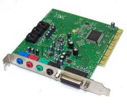 Contoh Sound Card