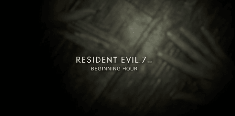 residentevil7demowalkthrough