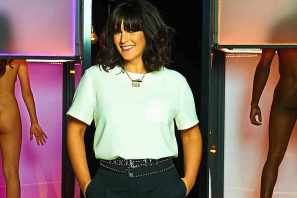Anna Richardson, presenter of Channel 4's Naked Attraction