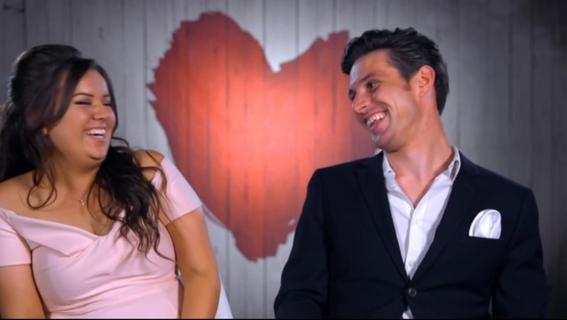 First Dates Series 7 Episode 9 Charlotte Jamie